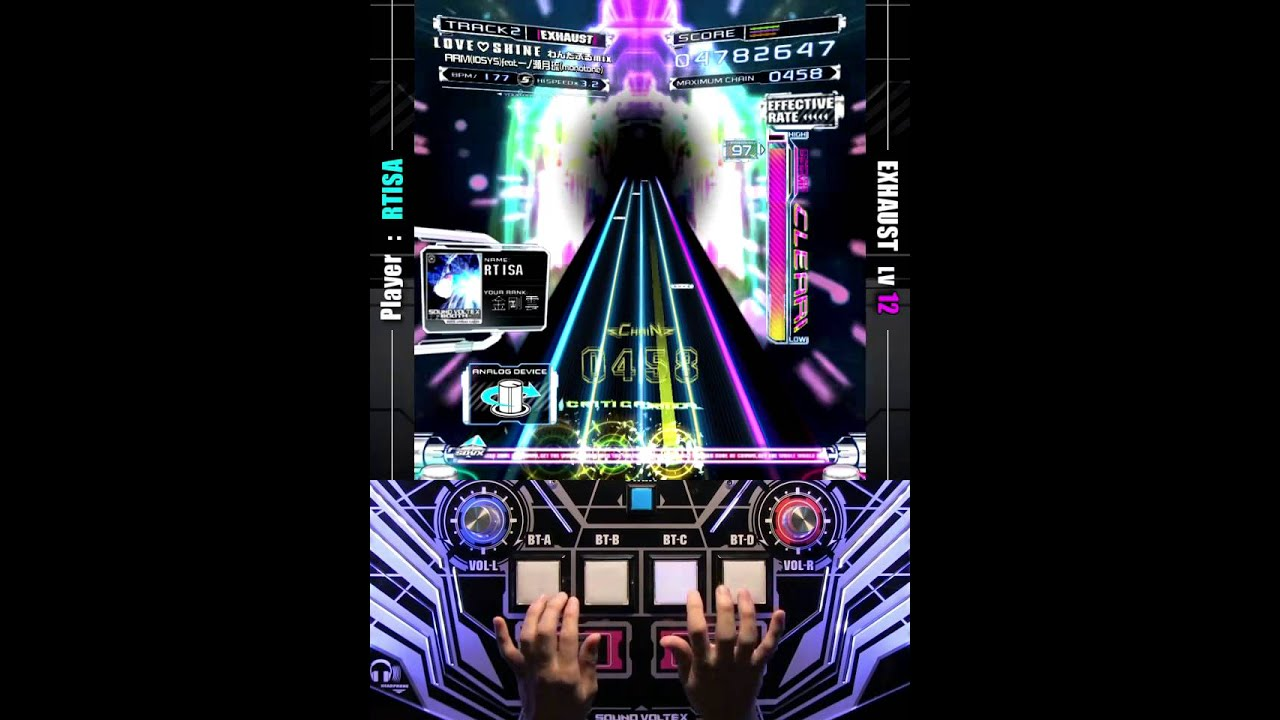 Sound Voltex / K-Shoot mania
